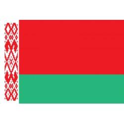 Pavillons & drapeaux Bielorussie