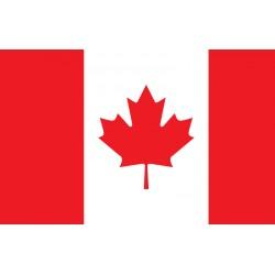 Pavillons & drapeaux Canada