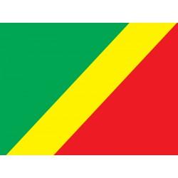 Pavillons & drapeaux Congo