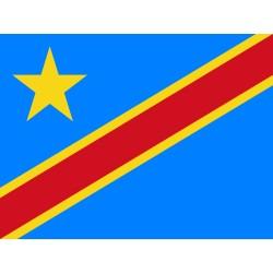 Pavillons & drapeaux Congo démocratique