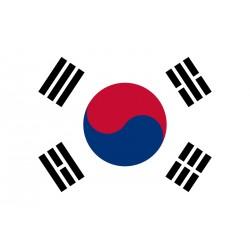 Pavillons & drapeaux Corée du Sud