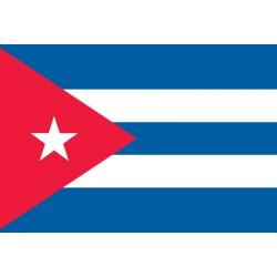 Pavillons & drapeaux Cuba