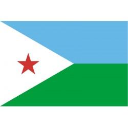 Pavillons & drapeaux Djibouti