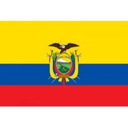 Pavillons & drapeaux Equateur