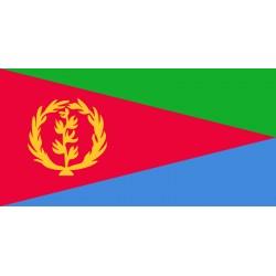 Pavillons & drapeaux Erythrée