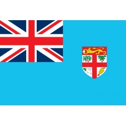 Pavillons & drapeaux Fidji