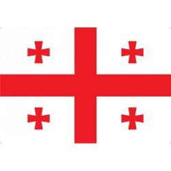 Pavillons & drapeaux Géorgie