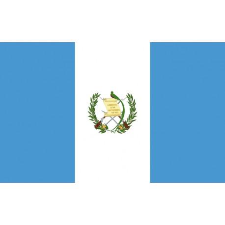 Pavillons & drapeaux Guatemala