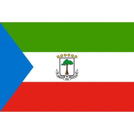 Pavillons & drapeaux Guinée Equatoriale