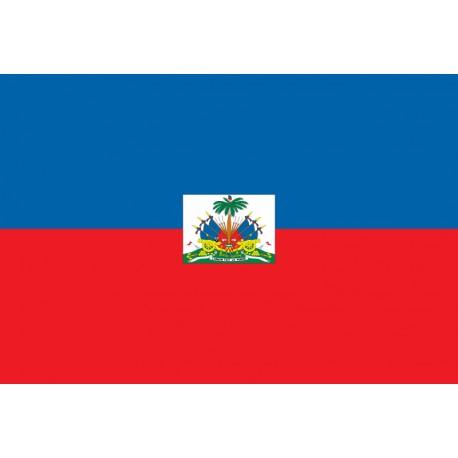Pavillons & drapeaux Haïti