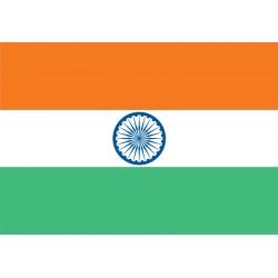 Pavillons & drapeaux Inde