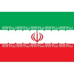 Pavillons & drapeaux Iran