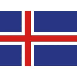Pavillons & drapeaux Islande