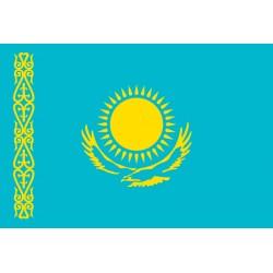 Pavillons & drapeaux Kazakhstan