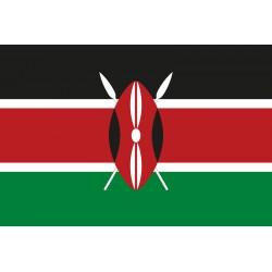 Pavillons & drapeaux Kenya