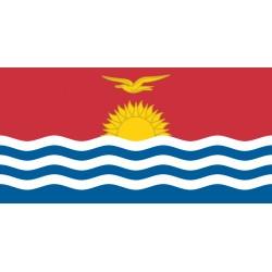Pavillons & drapeaux Kiribati
