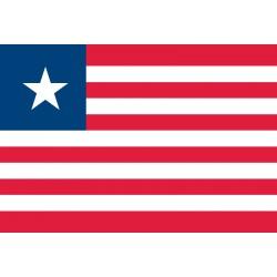 Pavillons & drapeaux Liberia