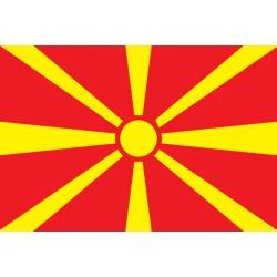 Pavillons & drapeaux Macédoine