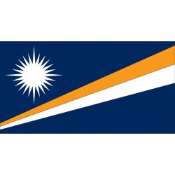 Pavillons & drapeaux Marshall