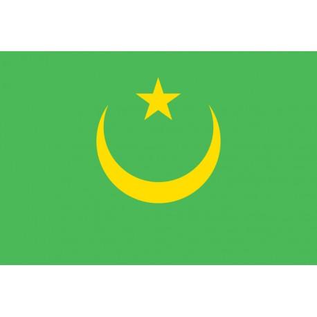 Pavillons & drapeaux Mauritanie