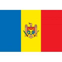 Pavillons & drapeaux Moldavie