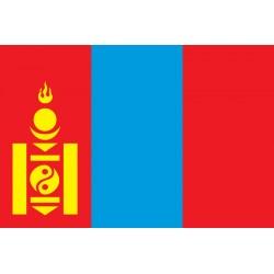 Pavillons & drapeaux Mongolie