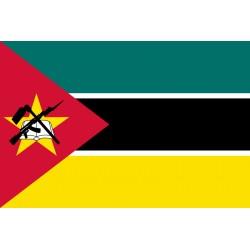 Pavillons & drapeaux Mozambique