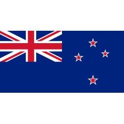 Pavillons & drapeaux Nouvelle-Zélande