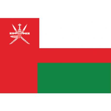 Pavillons & drapeaux Oman