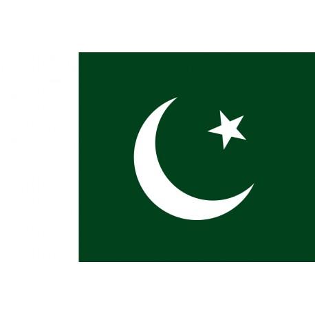 Pavillons & drapeaux Pakistan