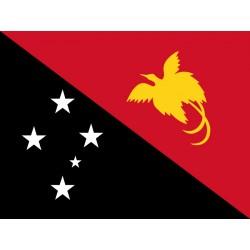 Pavillons & drapeaux Papouasie-Nlle Guinée