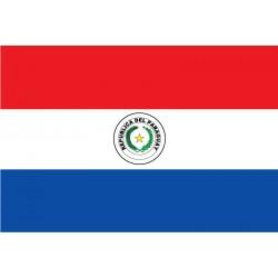 Pavillons & drapeaux Paraguay