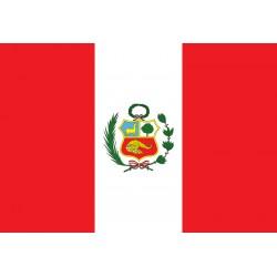 Pavillons & drapeaux Pérou