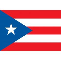 Pavillons & drapeaux Porto-Rico