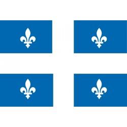 Pavillons & drapeaux Québec