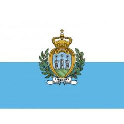 Pavillons & drapeaux Saint Marin