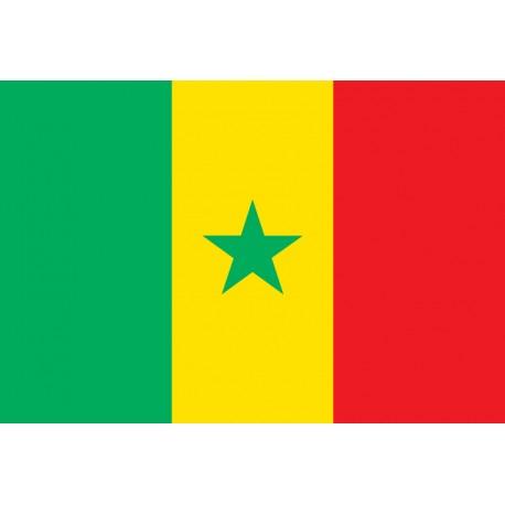 Pavillons & drapeaux Sénégal