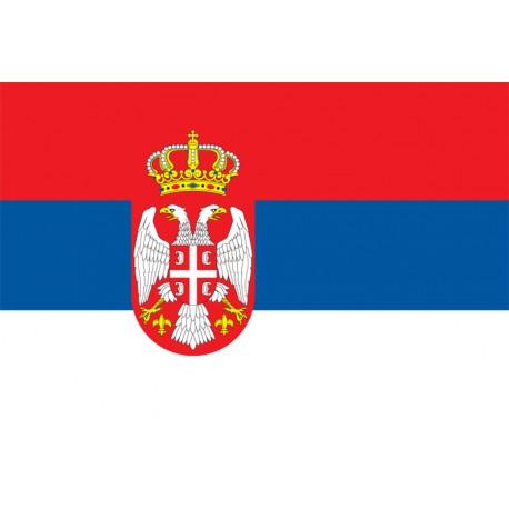 Pavillons & drapeaux Serbie