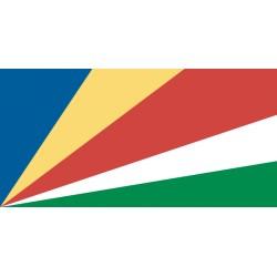 Pavillons & drapeaux Seychelle