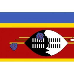 Pavillons & drapeaux Swaziland
