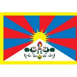 Pavillons & drapeaux Tibet