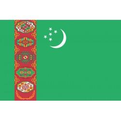 Pavillons & drapeaux Turkménistan
