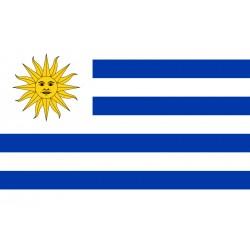 Pavillons & drapeaux Uruguay