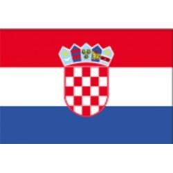 Oriflammes Croatie