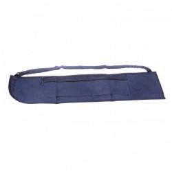Housse de transport en tissu avec bretelle